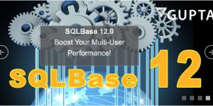 SQLBase EDP v12.0
